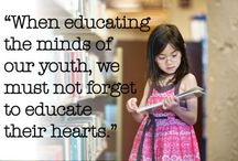 Whole Child Education / Quotes that support the education of the whole child