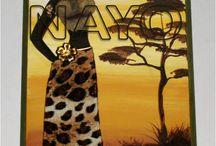 Afrika dadınları