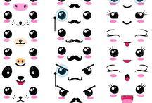 Dibuixos ulls