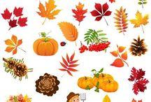Осенняя тема