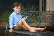 Oil paintings:Jean Monti