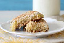 Cookies/Bars/Brownies / by Nicole Paschal