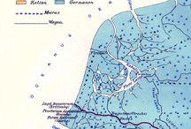 Oude Kaarten van Nederland