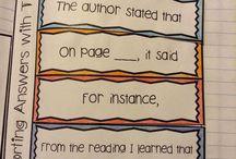 Upper Grade Writing
