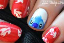 • Nails • (Cartoon, Disney & Movies)