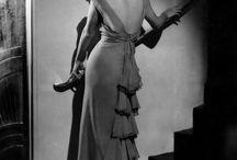 1930s Dress styles / Tea dance dress inspiration
