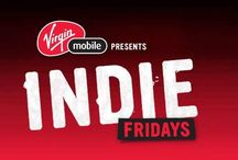 INDIE FRIDAYS! / by Virgin Mobile