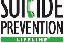Suicide Prevention / Awareness and prevention