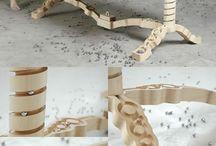 Woodhand / Trabajar con madera