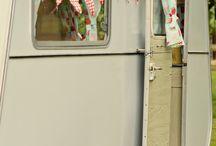 Caravan love / Inspiration to tidy up Vera our new caravan.