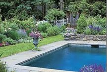 Swimming Pools, Ponds, Outdoor Water Feature