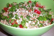 Salads / by Michelle Brin