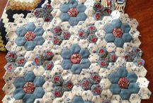 patchwork esagoni