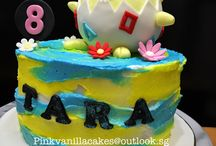 Jo - Pokemon Cake