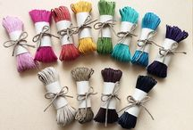 Crafts Cotton Waxed Cord