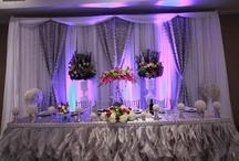 party head tables