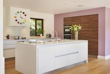 Kitchen Inspiration / Gorgeous kitchen designs, modern, traditional and everything in between.