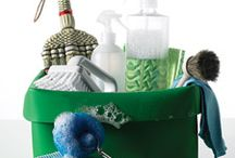 Cleaning Tips / by Jody MacMullen