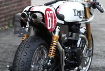 Bikes / Motorcycles, cafe racer