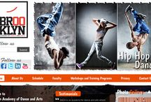 Website Portfolio / You can find here few of our designed professional and corporate website samples.