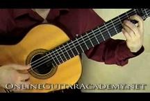 Online Flamenco Guitar Lessons
