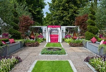 The Hampton Court Flower Show / Set in the grounds of one of England's most historic palaces, the RHS Hampton Court Flower Show is the largest annual event organised by the Royal Horticultural Society and attracts green-fingered gardeners from across the country.