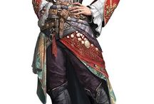 Medieval/Pirate/Steampunk/Fantasy Outfit