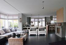 Rustic Livingrooms