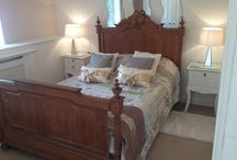 Angel Cottage with panelling pembrokeshire / A 300 year old young cottage made over with panelling tips and ideas...