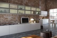 Kjøkken / Inspirasjonsbilder til innredning