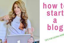 Blogging Tips / blogging tips, blogging, blogging for beginners, style blog, fashion blog, food blog, blogging secrets, blog, blog ideas, blog tip, blog inspiration