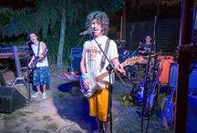 Big gig in Montà! #MayDay #rock #punk #punkrock #poppunk #17forever #gig #live #guitar #guitarist #bass #bassist #drums #drummer #gibson #rockstar