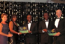 BHTA President's Awards 2012