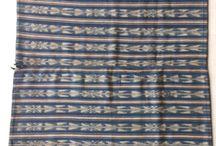 Old Sarong from Moluccas, Indonesia / Sarong from tanimbar, moluccas, indonesia