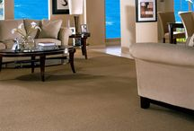 Carpet floors / Room design ideas for rooms with carpet floors, which are also suitable for use with underfloor heating