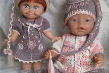 Одежки для кукол