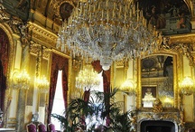 Old World Luxury / Beautiful spaces from charmed times.