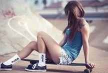 Skate-Shooting