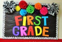 1st grade boards / 1st