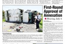 Front Page News / by emissourian