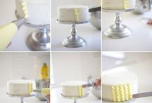 Cream decor / Cake decor