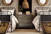 bedroom ideas / by Vicki Willis-Scribner
