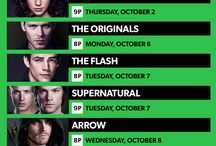 The CW Announcements / by The CW