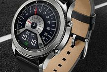 ACD Watch Faces / Design and development of watch faces for samsung gear s2 and gear s3.