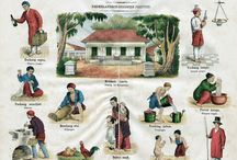 old indonesia