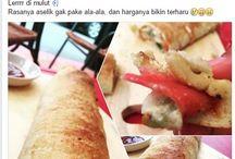 Testimonial of Rocket Pizza Indonesia