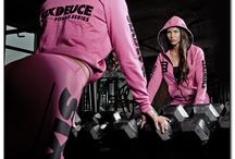 Fitness Series All Pink
