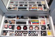 Organização Maquiagem