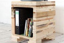 Möbel von Hand gefertigt