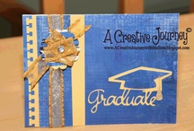 Graduation / Check out my blog at http://acreativejourneywithmelissa.blogspot.com/ or check out my Facebook Business Page at https://www.facebook.com/pages/A-Creative-Journey/146653672077197 for more ideas and inspiration or allow us to create for you today!
